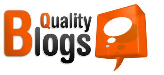 QualityBlogs Logo